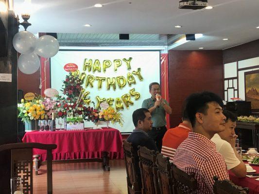 Ông Phạm Quang Anh, Chủ tịch HĐQT công ty CP Hanel Mirolin đã bồi hồi xúc động nhắc lại những kỷ niệm trong suốt 17 năm ra đời thương hiệu Mirolin và 14 năm thành lập công ty